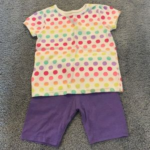 Size 3T Summer Outfit